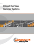 Product Overview Conveyor Systems