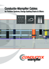 Conductix-Wampfler Cables for Festoon Systems, Energy Guiding Chains & Others