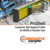 Preview: ProShell – Conductor Rail Support Profile for AS/RS & Transfer Cars
