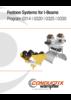 Festoon Systems for I-Beams Program 0314 | 0320 | 0325 | 0330