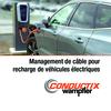 Management de câble pour recharge de véhicules électriques
