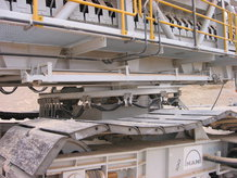 Machine for Prefabricated brick walls