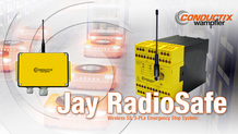 Jay RadioSafe Emergency Stop Systems for AGVs