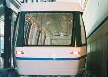 Transfer between Main- and Midfieldterminal, Airport Zürich, Switzerland (subway)