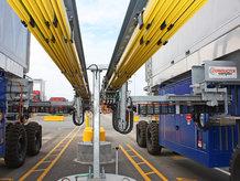 E-RTGTM Container Crane [Test installation]